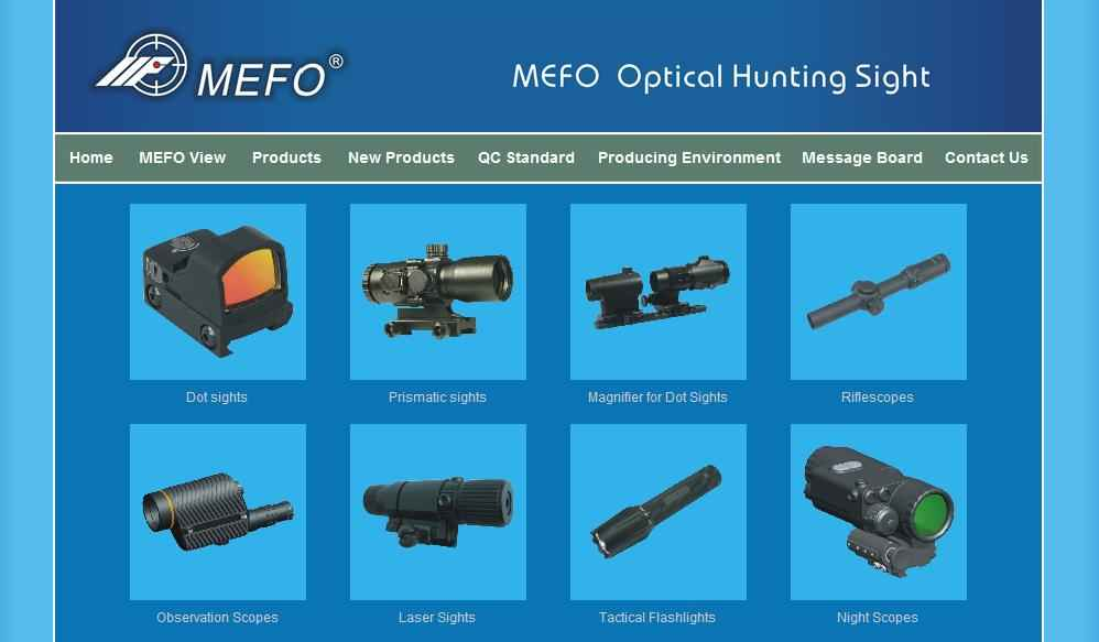 MEFO Optical Instrument Company